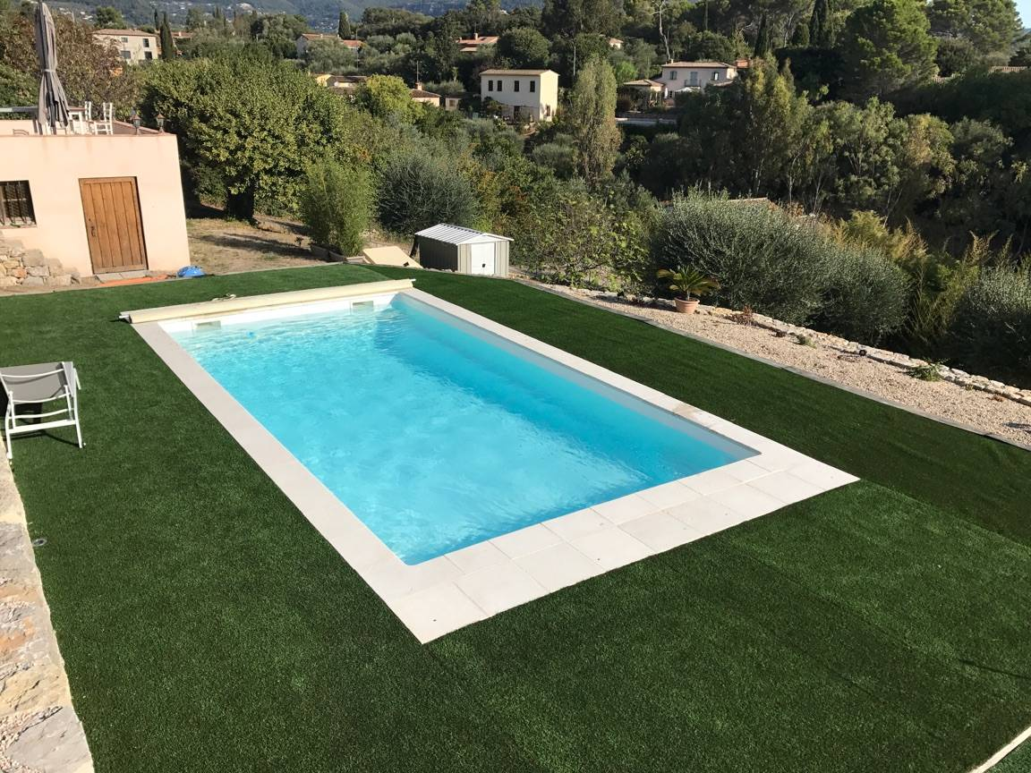 Piscine rectangulaire fond plat alliance piscines mod le for Piscine alliance