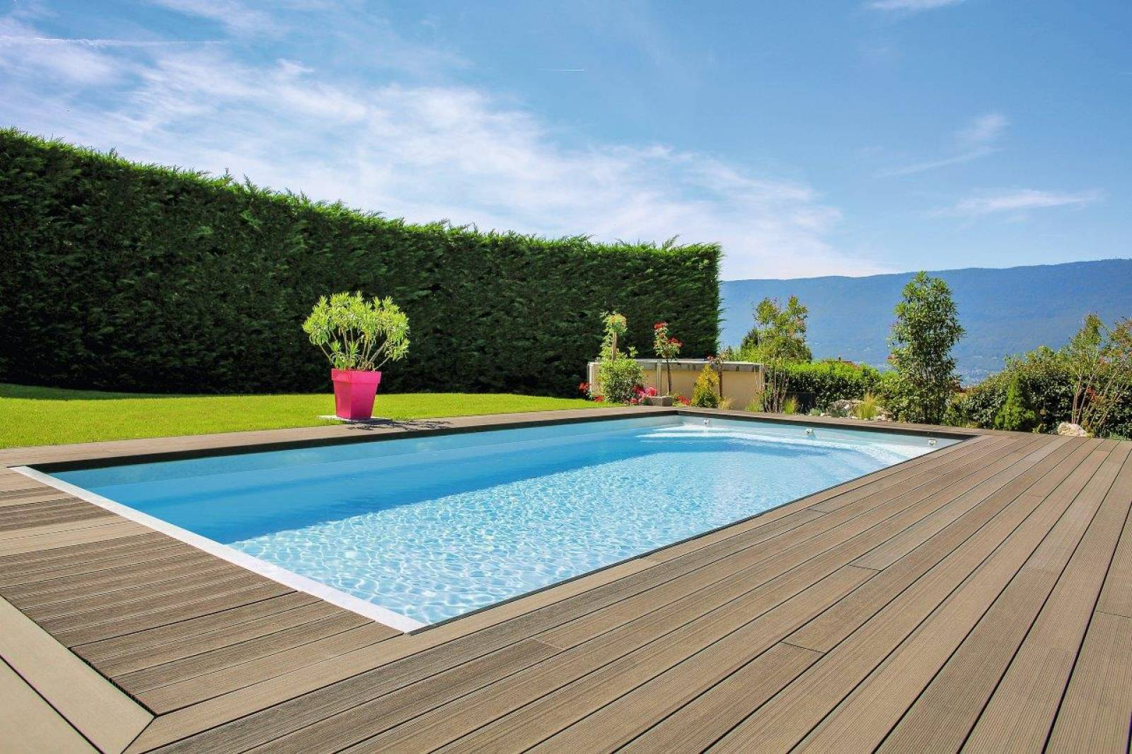 Piscine rectangulaire alliance piscines celestine 10 for Accessoire piscine 62